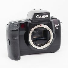 Canon EOS 5 35 mm SLR Film Camera Body Only-Excellent