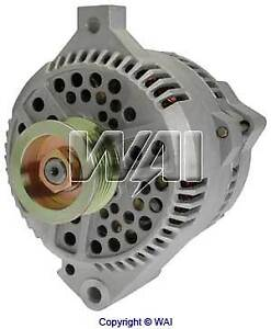 ALTERNATOR(7771)FITS 94-95 FORD MUSTANG 5.0L-V8/130 AMP/6-GROOVE
