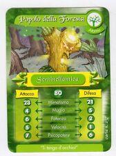 figurina - CARD GORMITI - ATOMIC SENTINELLANTICA