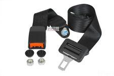Beckengurt Statik Sicherheitsgurt 2 Punkt PKW Auto geprüft! Made in Germany