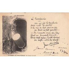"""SCENES ET TYPES DE PROVENCE 3 """"poèmes de provence"""" de Jean Aicard le tambourin"""