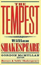 The Tempest by William Shakespeare Softover Book (English) Brand new!