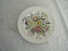 C4 Porcelain Johnson Bros Windsor Ware Garden Bouquet Side Plate 16cm 1B5E