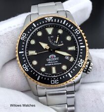 Orient Triton Automatic 200M Sapphire Crystal Mens Divers Watch RA-EL0003B00B