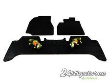 4 x Gummi-Fußmatten ☔ für TOYOTA Land Cruiser 100 1998 - 2007