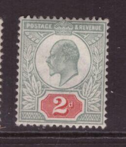 King Edward VII 2d   MINT NEVER HINGED MNH
