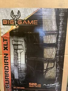 Big Game LS4860 The Guardian 18ft. 2 Person Ladder Stand