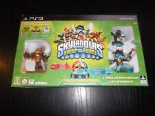 pack de demarrage skylanders swap force neuf ps3