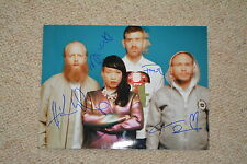 LITTLE DRAGON signed autograph In Person 8x10 (20x25 cm) YUKIMI NAGANO
