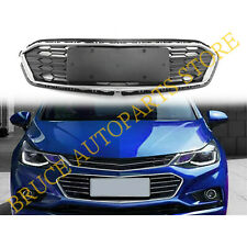 For Chevrolet Cruze 2016-2018 Front Hood Bumper Lower Honeycomb Grille j Grill