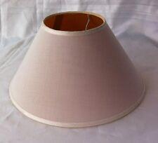 PARALUME PVC TAGLIO CINESE 30 CM BIANCO ANTICO lampada piantana SUPER PREZZO