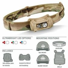 Princeton Tec Remix Pro MPLS Headlamp Helmet Light Kit MULTICAM