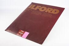 Ilford Mgiv Multigrade Fb Warmtone 11x14 Glossy Photographic Paper 10 Sheets V10