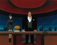 Warner Brothers Animated Series Production Cel Lex Luthor-World's Finest Pt III