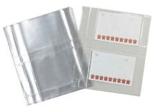 Meadowsweet Kitchens Plastic Recipe Card Protectors for 3 ring binders, 15 Sheet