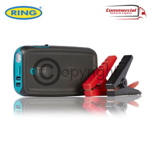 RING RPPL300 BATTERY POWER BANK & CAR JUMP STARTER BOOSTER 13000MAH LITHIUM