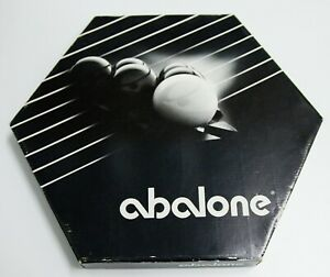 Vollständig & guter Zustand: Vintage Abalone Gesellschaftsspiel