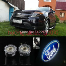 Ghost Shadow LED Side Rear View Mirror Puddle Lights for Ford Explorer Fusion