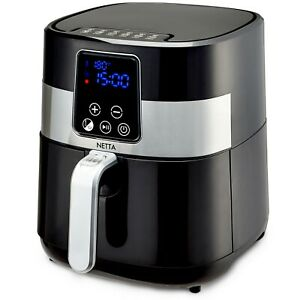 1300W 4.2L Digital Air Fryer With Timer Adjustable Temperature Grade B Used