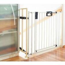 Geuther 4793 Easy Lock Metall-Treppenschutz Verstellbereich 84,5 - 92,5 cm