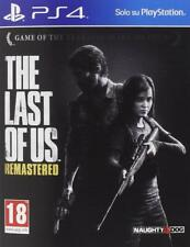 The Last of Us Remastered PS4 ITALIANO PAL