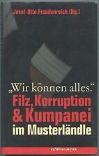 """Josef-Otto Freudenreich (Hg.) - """"Wir können alles."""""""