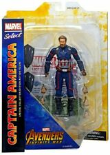 Marvel Select Avengers Infinity War - Captain America Action Figure