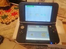 Nintendo New 3DS XL Blu Metallico