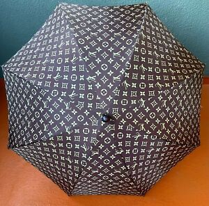 Louis Vuitton Umbrella Rare LV Umbrella Monogram Novelty