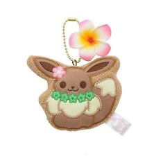 Pokemon Center Original TROPICAL SWEETS Key Chain Icing Cookie Eevee Japan