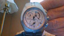 SEIKO Men's SNL001 Arctura Kinetic Chronograph Watch.
