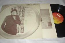 (6085)  Leonard Cohen ?– Greatest Hits - OIS - Textbeilage