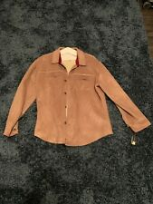 Tommy Hilfiger Polyester Tan Jacket Size XXL New With Tag