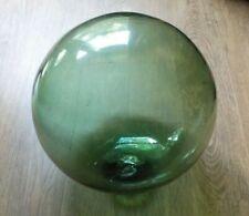 "Vintage Large Japanese Float ~ 39"" Circumference"
