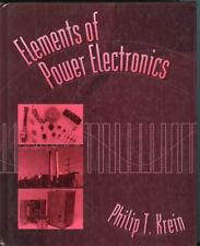 Elements of Power Electronics, Hardcover by Krein, Philip T.