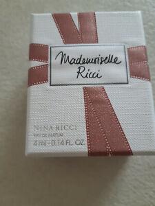Coffret miniature Eau de Parfum Mademoiselle de RICCI 4 ml