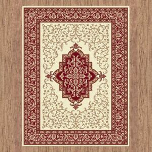 New Classic Traditional Royal Soft Fine Rug Carpet All Sizes