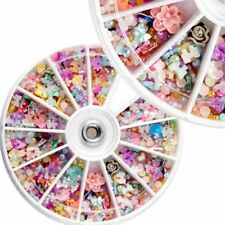 Tips Heart Polymer Clay Stickers Manicure Tools DIY Nail Art Nail Decoration