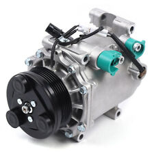 BuyAutoParts 60-85476R4 New For Mitsubishi Outlander V6 2009-2015 OEM AC Compressor w//A//C Drier