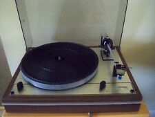 New listing Thorens Td 165 Belt Drive Turntable With Dust Cover