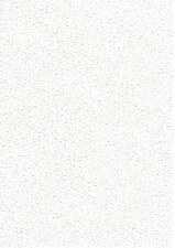 A4 WHITE PEARLESCENT PEBBLE EMBOSSED PAPER 2 sheets per pack