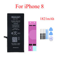 Original 1821mAh Replacement Battery For iPhone 8 Internal + free tools
