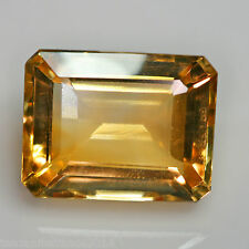 16,27 carats, CITRINE NATURAL, (stones precious/ fine)