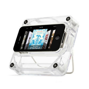 Griffin iPhone 4S 4 AirCurve Play Speaker Music Dock Acoustically Amplify Sound