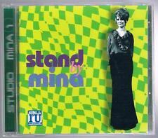 STUDIO MINA 1  STAND BY MINA CD PROMO L'UNITA'  NUOVO!!!