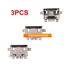 3PCS Micro USB Charging Sync Data Port for Motorola Moto X Pure Edition XT1575