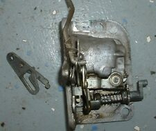Mercedes Left Front door latch from a 1967 250S, may fit W110, W109, W114, W115?