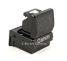 Canon Waist Level Finder for F1, WLF. More Camera Viewfinders & Viewers Listed.