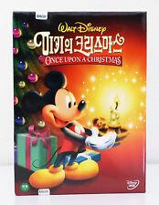 Disney: Mickey's Once Upon A Christmas (DVD) Region 3, New, Korean Version