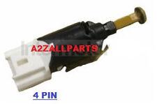 Para Peugeot 1007 206 307 607 socio 01 02 03 04 Luz de Parada del Freno Interruptor 4PIN